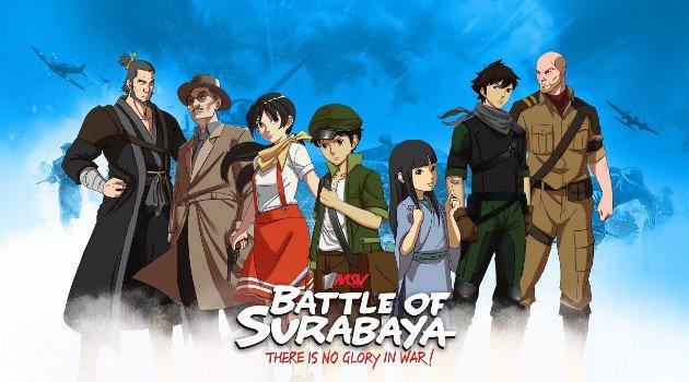 Film Animasi Anak Bangsa Rebut Penghargaan Internsional